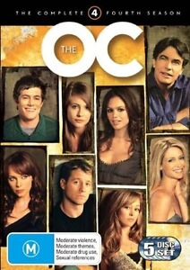 The-O-C-Season-4-DVD-2007-4-Disc-Set