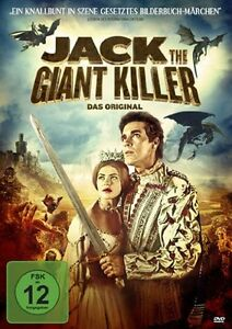 JACK-THE-GIANT-KILLER-L-039-originale-TORIN-THATCHER-Nathan-Juran-DVD-nuovo