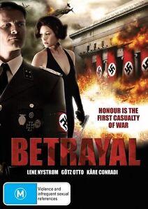 Betrayal (DVD, 2011) WAR DRAMA [Region 4] NEW/SEALED