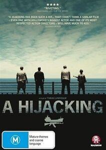 A Hijacking (DVD, 2014) Pilou Asbaek, Soren Malling