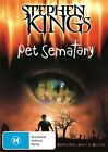 Pet Sematary DVD Movies with M Rating