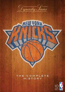 NBA - Dynasty Series - New York Knicks (DVD, 2014, 10-Disc Set) - Region 4