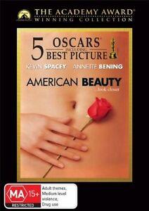American Beauty (1999) Kevin Spacey, Mena Suvari - NEW DVD - Region 4