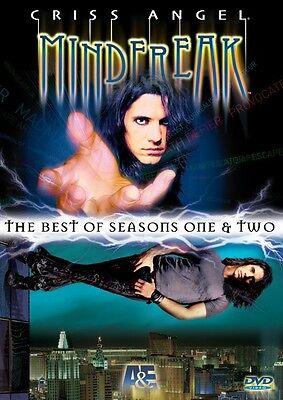 Criss Angel - Best of Seasons One & Two (DVD, 2008)