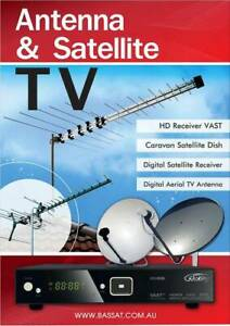 Digital TV Antenna Specialist .....Free Quote All Suburbs. Mays Hill Parramatta Area Preview
