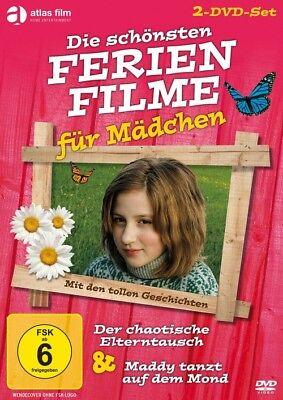 Die schönsten Ferienfilme für Mädchen [2 DVDs]