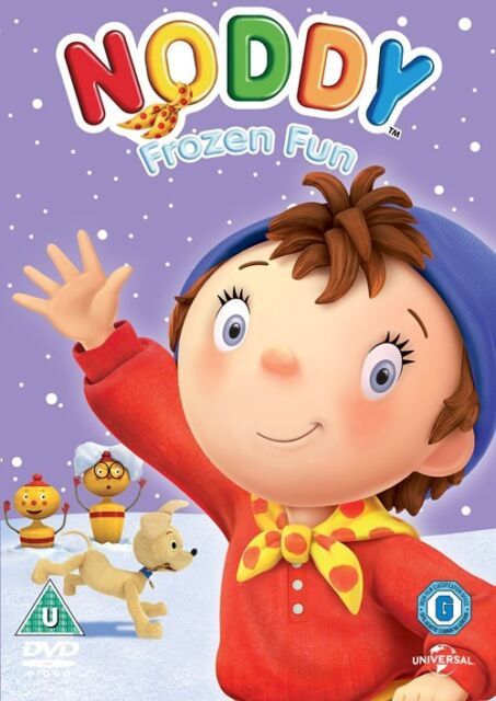 Noddy in Toyland: Frozen Fun [DVD]