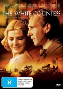 The-White-Countess-DVD-2006-R4-Ralph-Fiennes-Terrific-Condition