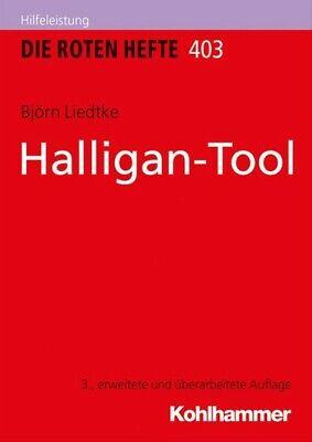 Halligan-Tool - Björn Liedtke  [Taschenbuch]