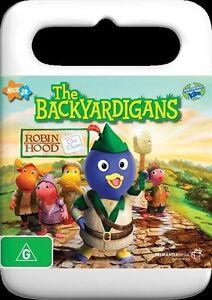 E23 BRAND NEW SEALED Backyardigans - Robin Hood The Clean (DVD, 2009)