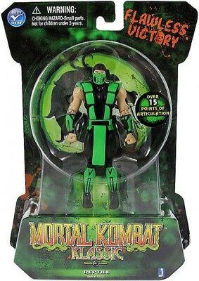Mortal Kombat Klassic MK2 Reptile Action - Reptile Mk