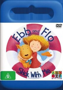 Ebb & Flow - Stick With Me (DVD, 2006) Brand New.