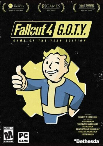 Fallout 4: Game of the Year Edition Windows 17253