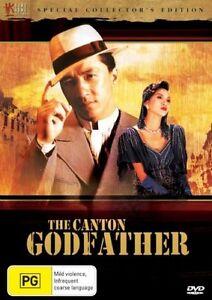 The Canton Godfather (DVD, 2008)-REGION 4-Brand new-Free postage