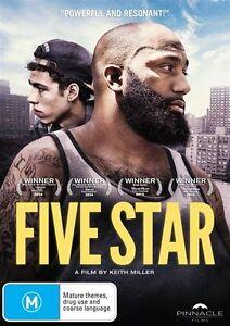 Five Star (DVD, 2016) NEW