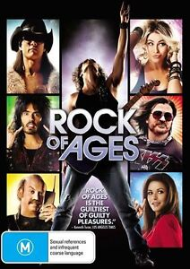 Rock Of Ages (DVD, 2012) BRAND NEW/SEALED