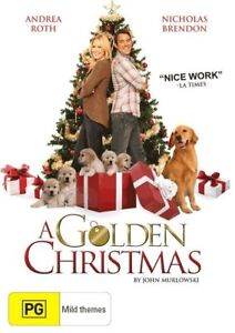 A Golden Christmas (DVD) NEW/SEALED