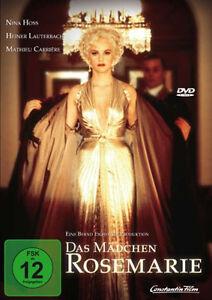 DVD * DAS MÄDCHEN ROSEMARIE - NINA HOSS , HEINER LAUTERBACH # NEU OVP =