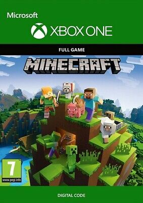 ⛏️Minecraft Xbox One Digital Download Full Game Key 🔑 QUICK DELIVERY🚀