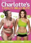Charlotte's 3 Minute Belly Blitz DVD Movies