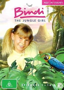 Bindi The Jungle Girl - Meet My Friends (DVD, 2013, 2-Disc Set)
