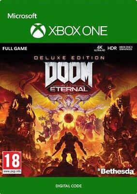 Doom Eternal 2020 (Xbox One) No Digital Code ( Details only)