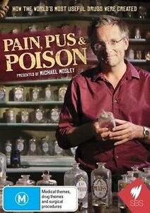 Pain, Pus & Poison (DVD, 2013)-REGION 4-Brand new-Free postage