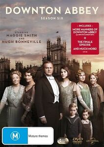 Downton Abbey - Season 6 + The Finale 2015 Christmas Special : NEW DVD