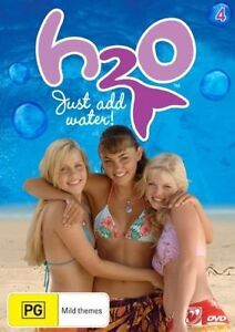 H20 Just Add Water Vol 4 Dvd 2008 For Sale Online Ebay