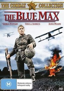 The Blue Max NEW R4 DVD