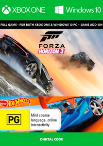 Xbox One Games ( Forza Horizon + Hot Wheels ) & (Rocket League)