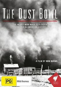 The Dust Bowl NEW R4 DVD