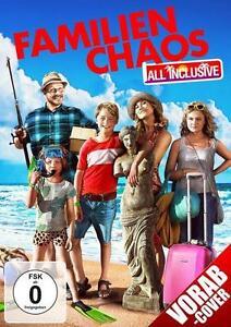 Familienchaos - All inclusive (2015) DVD - Frankfurt, Deutschland - Familienchaos - All inclusive (2015) DVD - Frankfurt, Deutschland