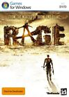 Rage PC Video Games