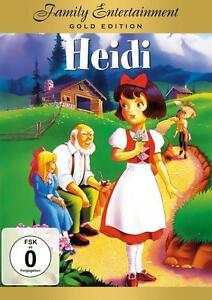Heidi (Family Entertainment Gold Edition) - DVD - Neu!