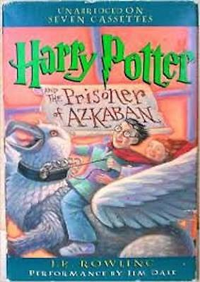 Harry Potter and the Prisoner of Azkaban - read Jim Dale