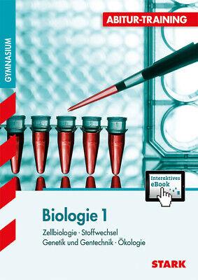 Abitur-Training Biologie / Biologie Band 1 + Interaktives eBook: Zellbiologie -