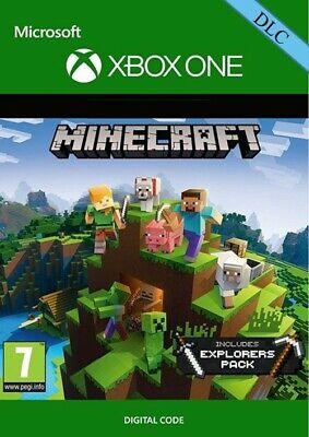 Minecraft: Explorers Pack DLC Xbox One