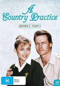 A Country Practice : Series 9 : Part 2 (DVD, 2014, 10-Disc Set) New Region 4