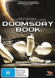 Doomsday Book (DVD, 2013) Region 4  New
