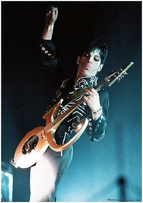 "Prince Live on Stage Birmingham 1995  Photo Poster   23.5"" x 33"" UK import"