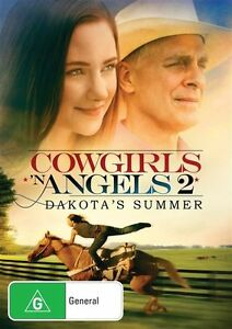Cowgirls N' Angels 2 - Dakota's Summer (DVD, 2015)