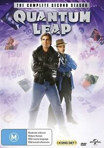Quantum Leap - Complete Season 2 : NEW DVD