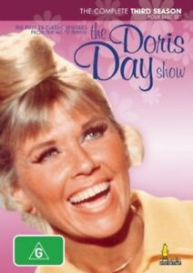 The Doris Day Show : Series 3 (DVD, 2006, 4-Disc Set) *New & Sealed* Region 4