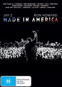 Made In America   DVD R4