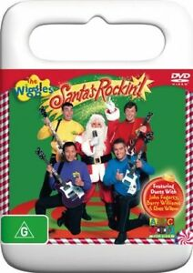 The Wiggles - Santa's Rockin' (DVD, 2005)