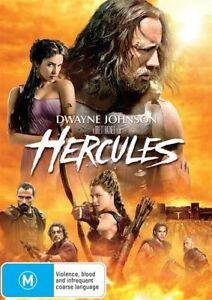 Dvd-Movie-Hercules-2014-Dwayne-Johnson-John-Hurt-Ian-McShane-Action-Film