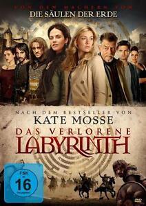 Das verlorene Labyrinth (2013)(2 DVDs) - <span itemprop=availableAtOrFrom>NRW, Deutschland</span> - Das verlorene Labyrinth (2013)(2 DVDs) - NRW, Deutschland