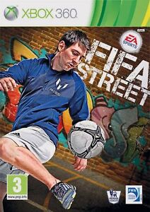 FIFA STREET - MICROSOFT XBOX 360 VIDEO GAME