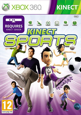 Kinect Sports XBox 360 Kinect Games (Multi listings) ()